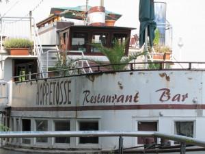 Kultur auf dem Schiff - Hoppetosse bei reisen berlin