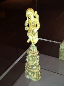 Berlin - Ethnologisches Museum: Jesusjünger mit Lamm