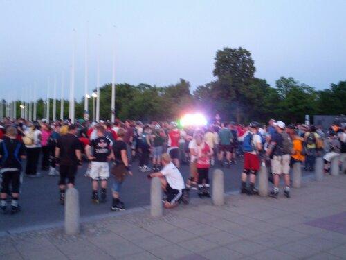 Skater in Berlin