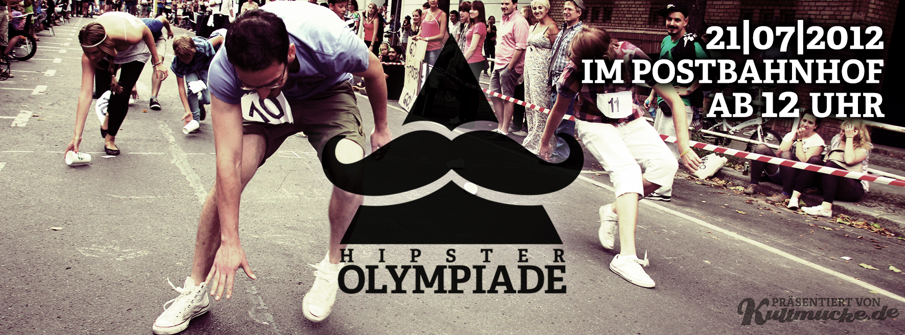 Hipster Olympiade Berlin