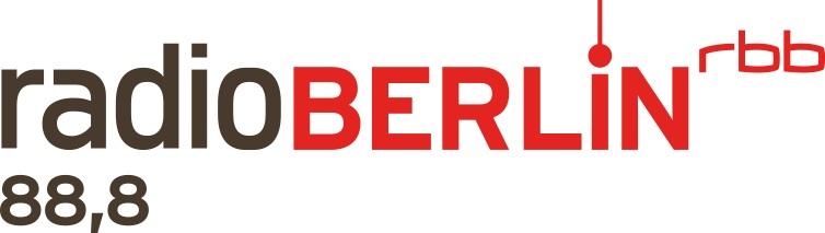 88.8 radio berlin vom rbb Logo
