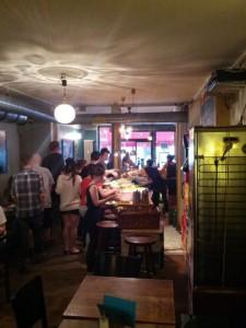 Sonntagsbrunch Prenzlauer Berg - Cafe Morgenroth