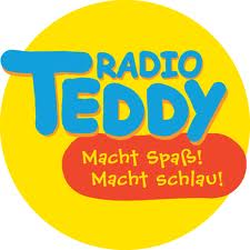 Kinderradio Teddy Logo