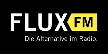 Flux FM Radio Logo