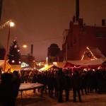 Weihnachtsmarkt Kulturbrauerei Prenzlauer Berlin