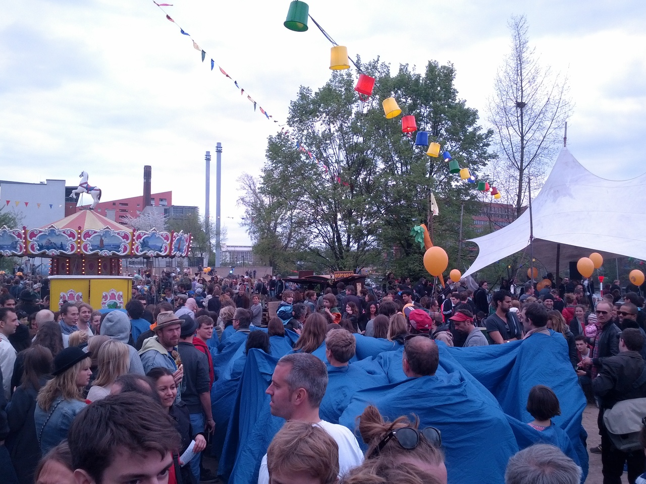 Holzmarkt - 1. Mai 2013