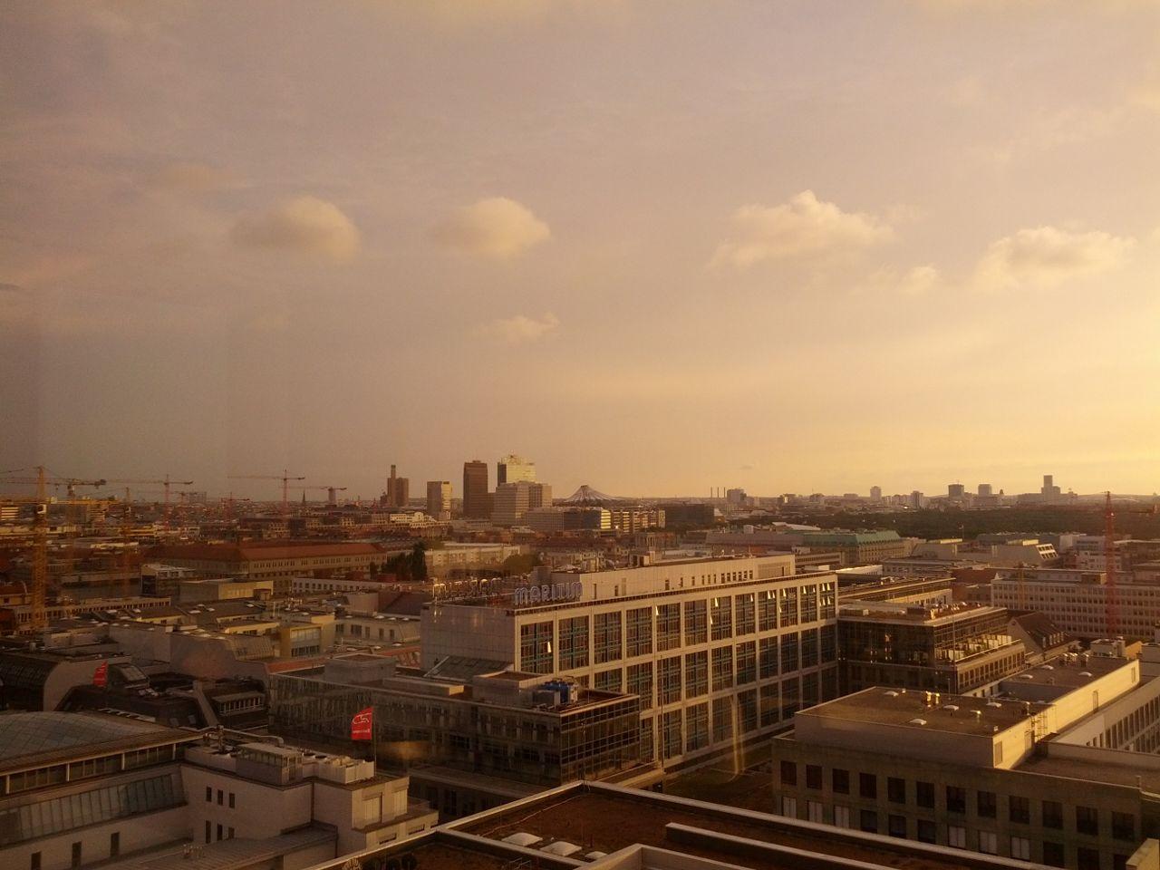 Berlin von oben mit allen Sehenswürdigkeiten