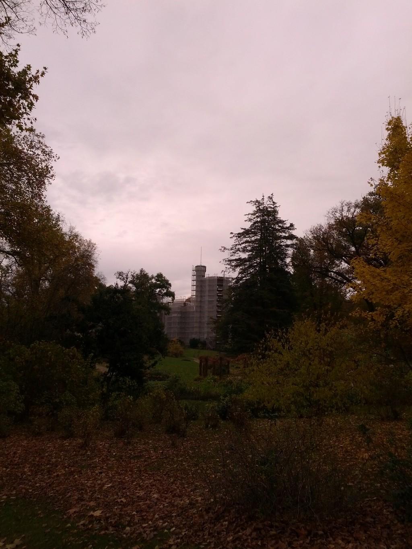 Schlosspark Glienicke - Schloss Glienicke
